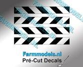Verdrijvingsbord--Verkeer-stickers-Zwart--Transparant-ong.-5mm-x-40mm---Pré-Cut-Decals-1:32-Farmmodels.nl