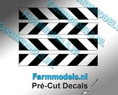 Verdrijvingsbord--Verkeer-stickers-Zwart--Transparant-ong.-6mm-x-40mm---Pré-Cut-Decals-1:32-Farmmodels.nl