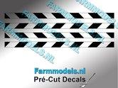 Verdrijvingsbord--Verkeer-stickers-Zwart--Transparant-ong.-3mm-x-60mm---Pré-Cut-Decals-1:32-Farmmodels.nl