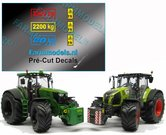 2200-kg-in-3-kleuren-125-mm-breed-met-3-gevarenstickers-op-transparante-folie-Pré-Cut-Decals-1:32-Farmmodels.nl