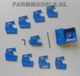 20745-Gewichten-set-12-delig-Moederstuk-met-losse-platen-en-trekhaak.-Last-ones!