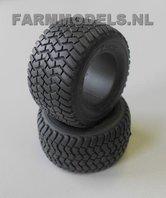34734-2x-Michelin-Cargo-X-Bib-850-50-R30.5-banden-Ø-52-mm-1:32(FM-02)