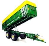 LAC-005-La-Campagne-BBC-21L-kiepwagen-Geel-Groen-1:32-UH68129