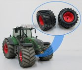 44742-F+B-Aluminium-vooras-velg-+-Brede-lage-druk-band-Fendt-724-Facelift-UH-ROOD-1:32-Expected