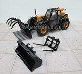 Caterpillar-TH-407-TC-Verreiker-met-3-bakken-1:32---NOR55278