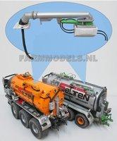 24490-Bovenlosser-arm-mesttank-met-cilinder-eindstuk-steun-en-opvangbak-met-leiding-Bouwkit-1:32