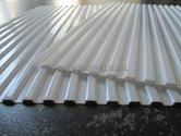 JTT-97406--2x-Damwandplaat-modern-motief-grove-groef-Plastic-white-19x305-cm