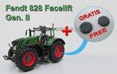 50156**-Fendt-828-Vario-S4-(2015)-+-gratis-afdekkapjes-achteras--1:32-WK77345