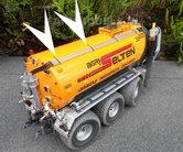 20121-2x-hydro.-leidinghouder-klem-beugel-klein-voor-Ø-1-mm-leidingen