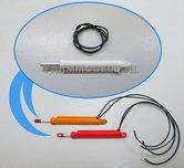 20219-3D-Cilinder-Wit-Lengte-in:-35-mm-Lengte-uit:-60-mm-Ø-3.88-mm-+-20cm-hydroliekleiding-Ø-0.8-mm