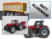 036-Aluminium-MATT-Aluminium-look-Velgen-&-Plaatwerk-Spuitbus-Spraypaint-Farmmodels-series-=-Industrie-lak-400ml.-ook-voor-schaal-1:1-zeer-geschikt!!