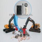 68050-Sloophamer-bouwkit-voor-snelwisselset-68000-68025--1:32