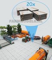 85224-20x-Stelconplaten-Farmmodels-Editie-1:32-(binnenkort-verwacht)