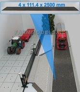 85501-Asfalt-weg-11.14-cm-x-250-cm-Farmmodels-editie-1:32-EXPECTED