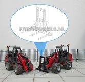 50357-Hooivorkje-bouwkit-t.b.v.-snelwissel-set-nr.-50300-50325-Mini-shovel-(Weidemann-Siku)-1:32