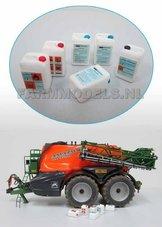 21874-5x-20-liter-Zuur---Olie--spuitmiddelen-vaten-incl.-stickerset-1:32