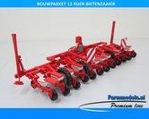12-rijer-Kverneland-bietenzaaier-BOUWKIT-1:32-Farmmodels-Premium-Line