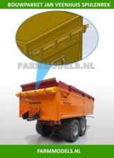 27605-Spijlenrek-t.b.v.-Jan-Veenhuis-(Landbouw)-Kippers--Bouwpakket-1:32