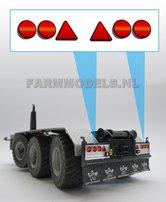 22090-4x-Achterlicht-Rood-Oranje-Ø4.4-mm-2x-Reflector-Rood-5x5x5mm-Transparant-gekleurde-Verlichting-1:32