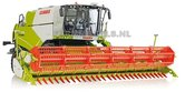 Claas-Tucano-570-met-V930-maaibord-1:32-Wiking-WK77817---EXPECTED