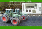 Fendt-822-Motorkap-Verbouwset--KIT-voor-Weise-824--822-1:32--01301-B