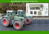 Fendt-816-Motorkap-Verbouwset--KIT-voor-Weise-824--822-1:32---01301-A