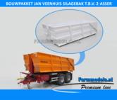 25115-Jan-Veenhuis-Silagebak-t.b.v.-2-asser-haakarm-Carrier-Bouwpakket-1:32