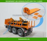 Jan-Veenhuis-platte-bak-t.b.v.-3-asser-haakarm-Carrier-Bouwpakket-1:32-HO