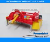 23870-Gr.-aardappel-Loof-klapper-2-rijer-fronthef-achterhef-bouwkit-loofklapper-1:32