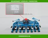 Verdeler-Paddestoel-kunstmest-Bouwkitje-voor-Monosem-8-rijer-maïszaaimachine-1:32