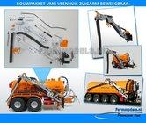 24477-VMR-Veenhuis-8-Knikzwaaiarm-zuigarm-Die-Cast-in-kleur-ruim-40-delig-beweegbaar-1:32
