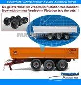 27638-Jan-Veenhuis-JVLK-25000b-Tridem-asser-Landbouw-Kipper-Bouwpakket-+-Vredestein-Flotation-Trac-800-45-R30.5-banden-+-Metallic-Aluminium-gesp.-velgen-+-BPW-eindnaven-1:32-Farmmodels-Premium-Line