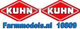 KUH-10809-Kuhn-stickerset-2x-1.7mm-breed-1:32