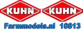 KUH-10813-Kuhn-stickerset-2x-2.5mm-breed-1:32