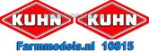 KUH-10815-Kuhn-stickerset-2x-3mm-breed-1:32