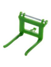 50226-Voorlader-baal-vork-groen-Die-cast-SIKU-1:32