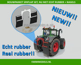 29701-Spatlap-set-bouwkit-t.b.v.-3-punt-hef-nu-met-echt-rubber-&-montage-nagels-1:32