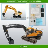 69246-Ombouwset-VOLVO-CABINE-t.b.v.-Volvo-Rupskraan-EC-220-Bouwkit-1:32