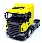 55006-Scania-R470-Geel-Welly-1:32-Leverbaar-uit-voorraad-OP=OP