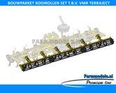 24942-3x-Kooi-rollen-sets-o.a.-geschikt-voor-de-Terraject-300-VMR-Veenhuis-Bouwpakket-Buildingkit-1:32