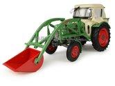 Fendt-Farmer-2-+-Fritsmeier-Cabine-+-Voorlader-1:32-UH4946