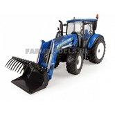 54308**-New-Holland-T5.120--+-740TL-Voorlader-1:32-UH-2017