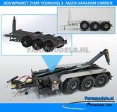 25012-(VMR-Veenhuis)-3-asser-haakarm-Carrier-Bouwpakket-Basis-1:32-asafstand-160