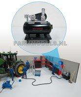 Compressor-vast-zwart-1:32