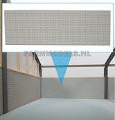 1x-muurdeel-Kalkzandsteen-Beton-grijs-mat-250-x-80-x-3-mm-Hout-in-Betonkleur-t.b.v.-(bewaar-)-loods-stal-kantoor-huis-1:32