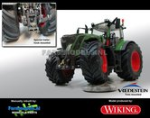 50156-B-T:-Fendt-828-Vario-S4-(2015)-Brede-banden-+-trekhaak-1:32-Wiking-Handmatig-verbouwd-Manually-rebuilt