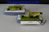 2x-Claas-maaier-UH-met-gras-kneuzers-1:32-Last-ones