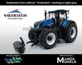 54380-TwM-New-Holland-T7.315-Blue-op-Brede-Vredestein-banden-Zonder-opdruk-Vredestein-doos-1:32