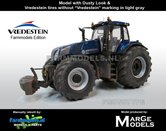 New-Holland-T8.435-Blue-Power-+-Stoflook-&-Vredestein-banden-Marge-Models-1:32-LAST-ONES
