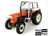 WITTE-Cabine-&-WITTE-velgen-Fiat-850-Super-DT-(1972)--4WD-1:32--UH5300-Toys-Farm
